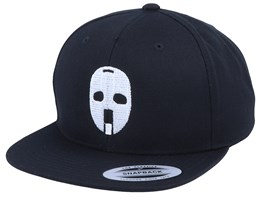 Hockey Mask 59 Black Snapback - Forza