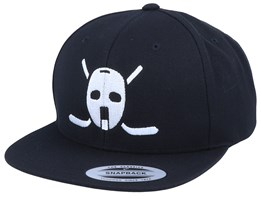 59 Hockey Logo Black Snapback - Forza