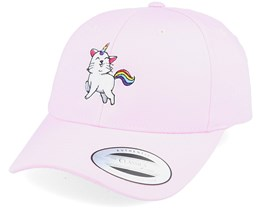 Unicorn Kitty Pink Curved Adjustable - Unicorns