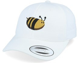 Chubby Bee White Curved Adjustable - Iconic