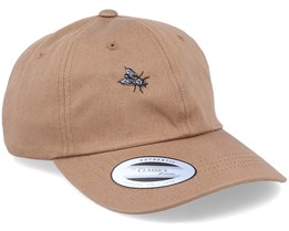 The Fly Brown Dad Cap - Iconic