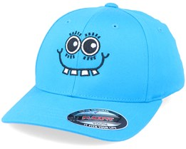 Kids Goofy Smile Hawaii Ocean Flexfit - Kiddo Cap