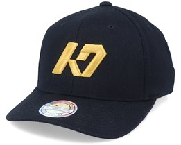 Hatstore x K7 Kim Nilsson Black/Gold 110 Adjustable - Hatstore