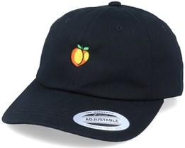 Peach Black Dad Cap - Iconic
