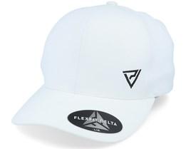 Black Insigna White Delta Flexfit - Padelville