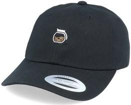 Coffee Pot Black Dad Cap - Iconic