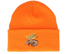 Real Moose Orange Cuff - Hunter