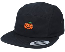 Tiny Pumpkin Black 5-Panel - Iconic