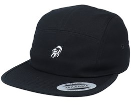 Tiny Astronaut Black 5-Panel - Iconic