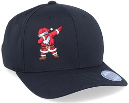 Dabbing Santa Black Flexfit - Iconic