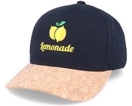 Citrus Lemonade Black/Cork Adjustable - Iconic