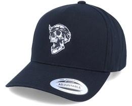 Bandana Skull A-Frame Black Adjustable - Born To Ride