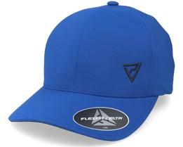 Black Insignia Delta Seamless Blue Flexfit - Padelville