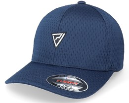 B/W Insignia Athletic Mesh Navy Flexfit - Padelville