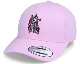 Unicorn Dab Curved Pink Adjustable - Unicorns