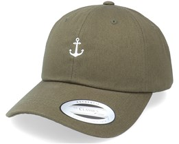 Tiny Anchor Olive Dad Cap - Iconic