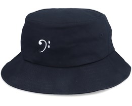 Bass Clef Black Bucket - Abducted